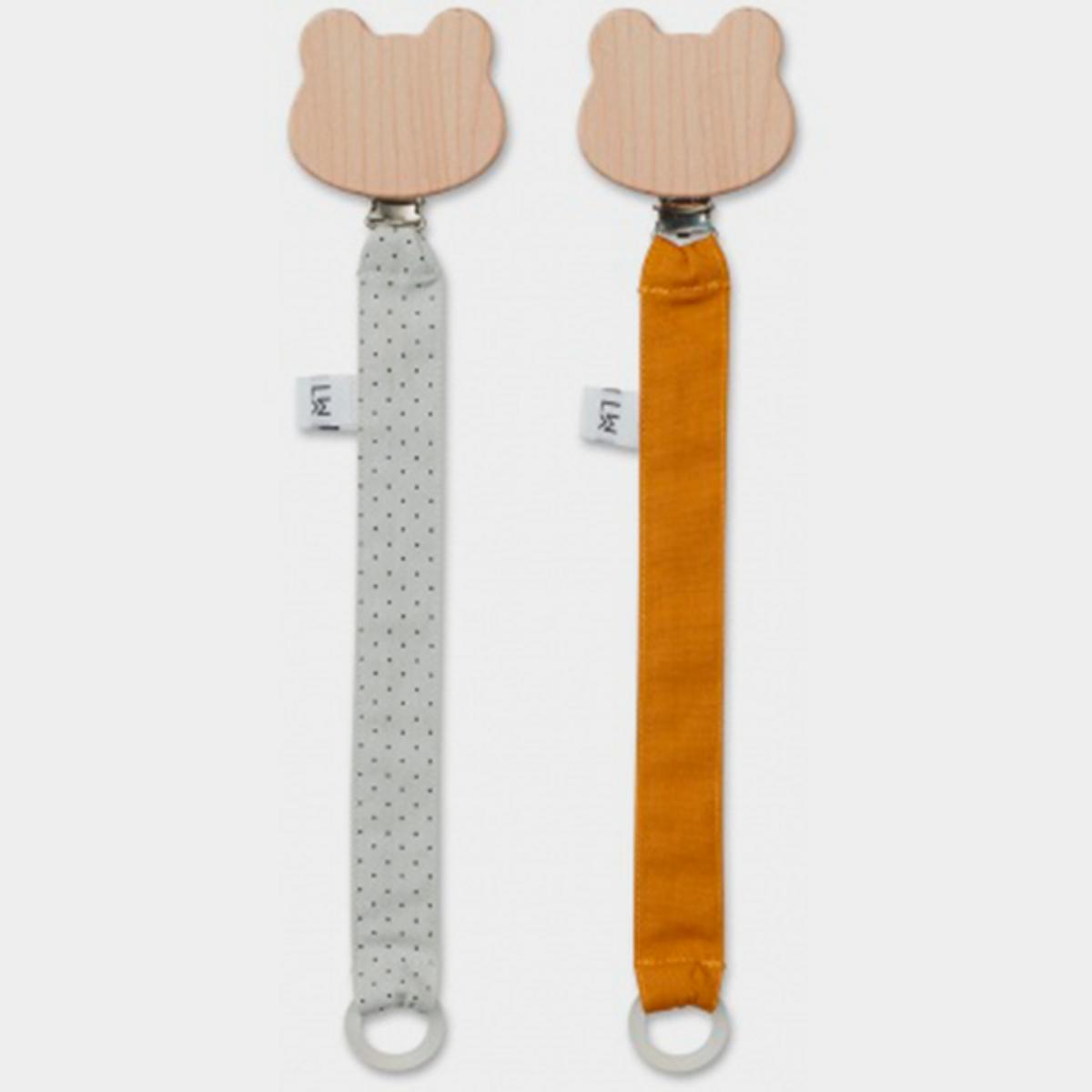 Smokkeholder Sia Little Dot Dumbo Grey 2 pk