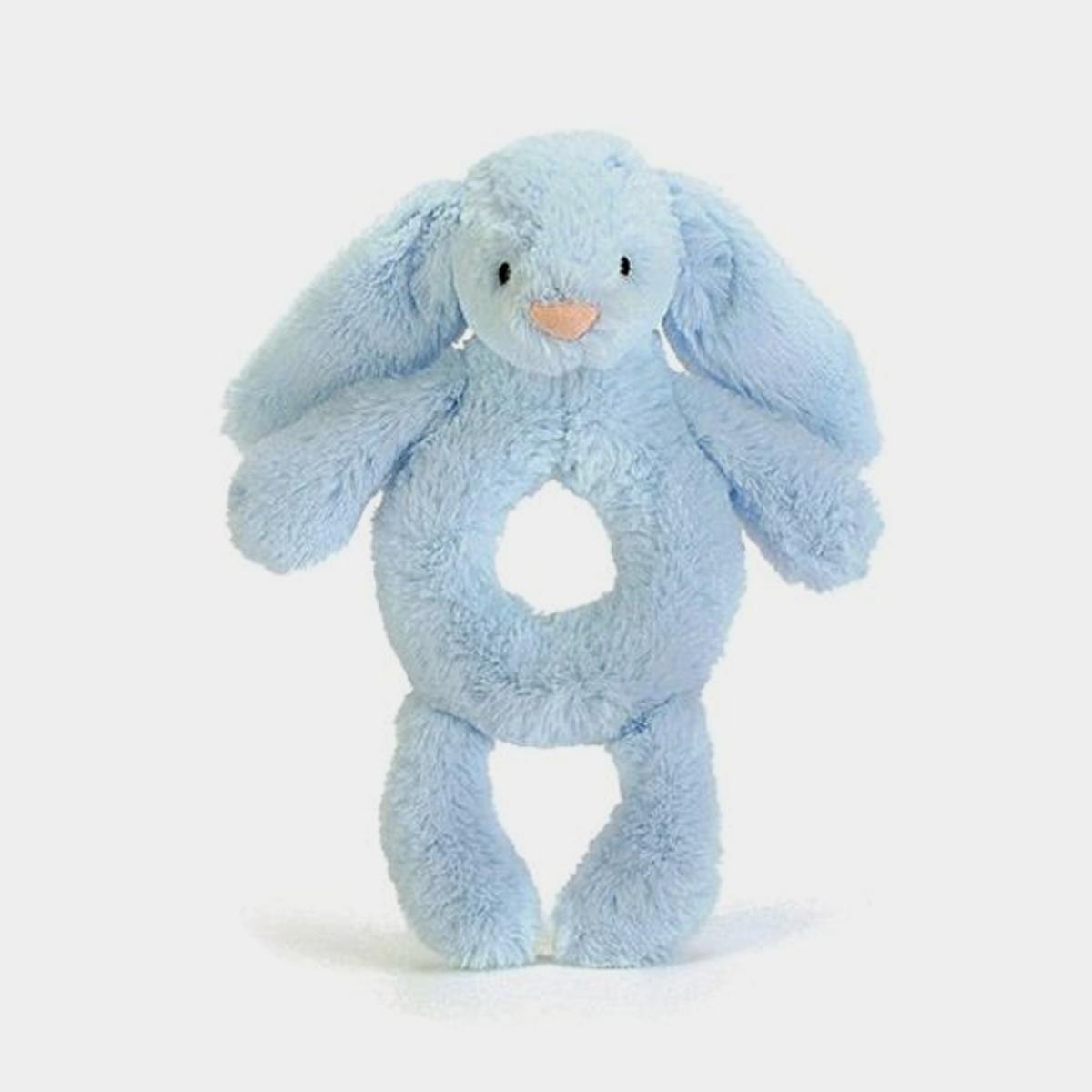 Rangle Blå Kanin