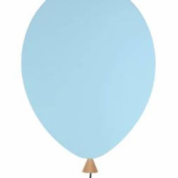 Bilde av Vegglampe Ballong Blå