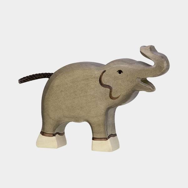 Bilde av Holztiger Elefant liten